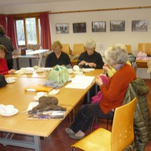 March 2015 Craft Club