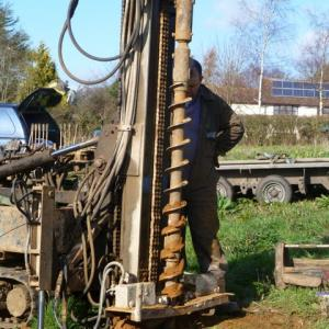 Drilling the Borehole 2